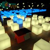 Cubos Led Iluminados