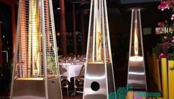 Renta de Calentadores Piramide Salas Lounge Vip