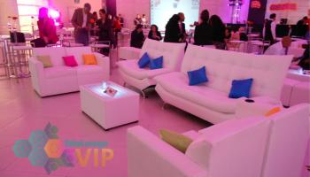 Salas Lounge Vip Evento Palacio de Hierro