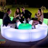 Salas Lounge Vip Salas Iluminadas